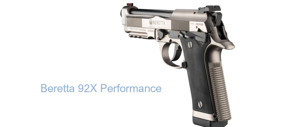 Beretta 92X Performance 2